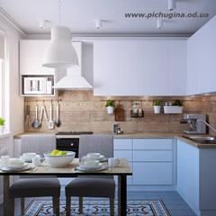 eclectic Kitchen by Tatyana Pichugina Design