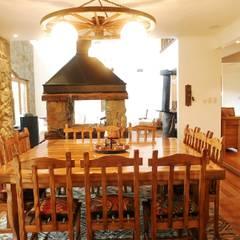 Ruang Makan oleh CIBA ARQUITECTURA, Klasik