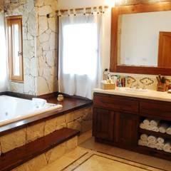 Bathroom by CIBA ARQUITECTURA