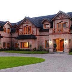 Huizen door CIBA ARQUITECTURA