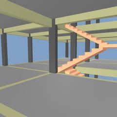 Imagem interna do Pavimento: Pavimentos  por P.GARCIA | Projetos Técnicos