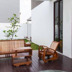 Terrace by RHBW