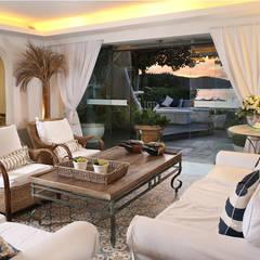 Fotos para a Arquiteta Alejandra Garzuze: Salas de estar  por ArielCPhoto