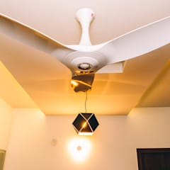 Decor Lighting - Origami Spaces(Origamispaces.com):  Flat roof by Origami Space Design