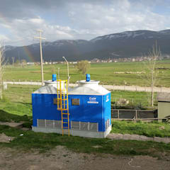 CTP Mühendislik – Cooling towers water:  tarz Oteller