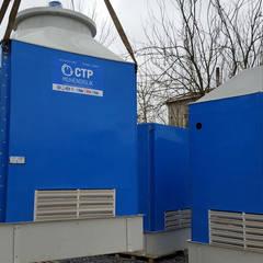 CTP Mühendislik – Cooling towers:  tarz Havalimanları