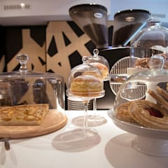 Visual Design Café:  Gastronomie von The Harrison Spirit