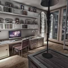 ARS İç Mimarlık – Kız Çocuk Odası:  tarz Çocuk Odası