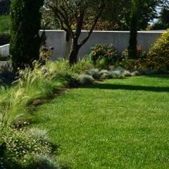 Jardim particular na Afurada: Jardins  por Labirinto - jardins