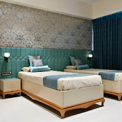 DAHANU- VIJAY GHODAWAT:  Bedroom by smstudio