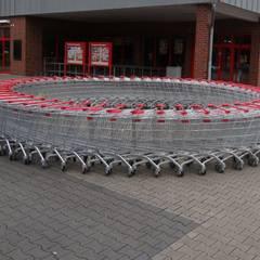 Shopping Centres by Bor Sorveglianza attiva