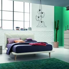 progetto 4: Camera da letto in stile in stile Moderno di new design house