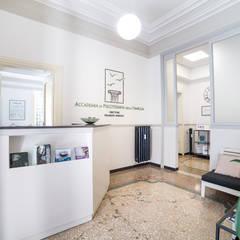 Reception: Scuole in stile  di Mostarda Design