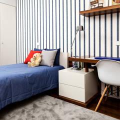غرفة نوم أولاد تنفيذ TGV Interiores , حداثي