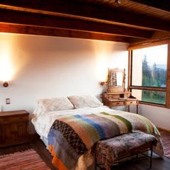 CASA HS: Dormitorios de estilo  por arquiroots