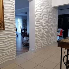 panele 3d: styl , w kategorii Ściany zaprojektowany przez Steindecor