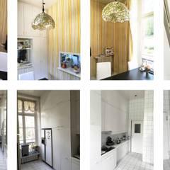 Voici un aperçu de la cuisine avant travaux.: Cuisine de style de style Industriel par Clo - Architecture & Design