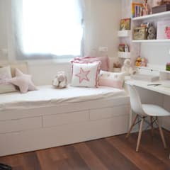Nursery/kid's room by Thinking Home