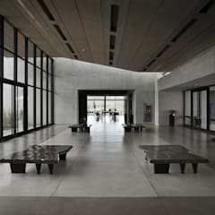 Exhibition centres by Bórmida & Yanzón arquitectos