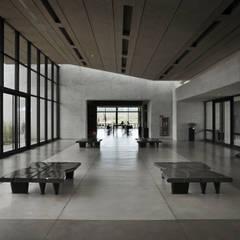 Pusat Eksibisi by Bórmida & Yanzón arquitectos