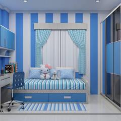 moderne Kinderzimmer von Revel