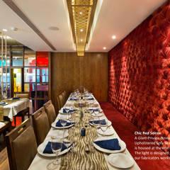 ร้านอาหาร by SAGA Design