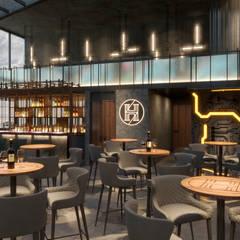 : Ruang Komersial oleh High Street, Industrial