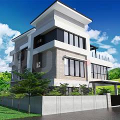 Yucas Design & Build Sdn. Bhd.が手掛けたバンガロー