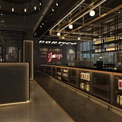:  Bar & Klub  by High Street