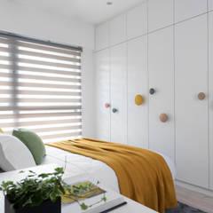 ห้องนอน by 寓子設計