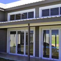 Inso's Aluminium Doors:  Doors by Inso Architectural Solutions,