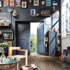 Salones de estilo  de MeisterWerke Schulte GmbH, Moderno Compuestos de madera y plástico