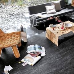 Suelos de estilo  de MeisterWerke Schulte GmbH, Moderno Compuestos de madera y plástico