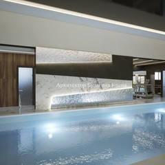 Pool by Архитектурное Бюро 'Капитель'