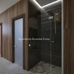 eclectische Spa door Архитектурное Бюро 'Капитель'