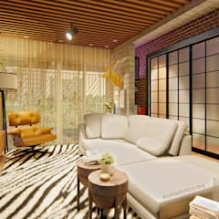 Sala: Salas de estar  por IEZ Design
