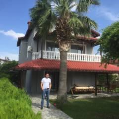 Sân trước by KÜÇÜKTAŞ MÜHENDİSLİK İNŞAAT