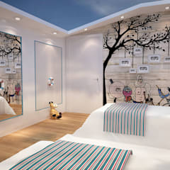 Boys Bedroom by novum dekor