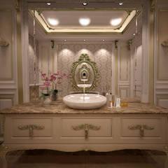 novum dekor – banyo: kırsal tarz tarz Banyo