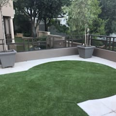 Northcliff :  Garden by jacques3, Modern