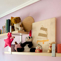 Nursery/kid's room by Le Coquelicot Atelier