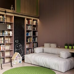 Teen bedroom by 'INTSTYLE'