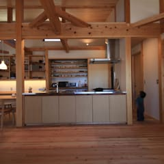 ครัวสำเร็จรูป by 田村建築設計工房
