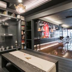 天冠金工美學館:  房子 by SING萬寶隆空間設計