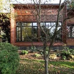 : Деревянные дома в . Автор – Studio B&L