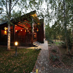 Casas ecológicas de estilo  por Studio B&L