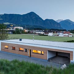 من AUTARC Autengruber Architektur حداثي