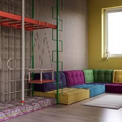 Chambre d'adolescent de style  par Владимир Маркин