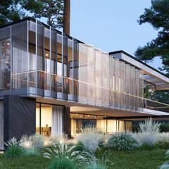 House 77: Загородные дома в . Автор – Shamsudin Kerimov Architects