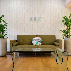 CASA MANTYX : Habitaciones de estilo  por Aluzina